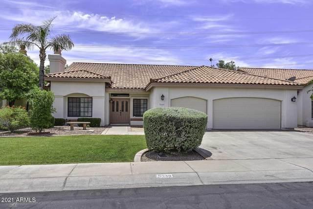 5339 W Wethersfield Drive, Glendale, AZ 85304 (MLS #6245521) :: Executive Realty Advisors
