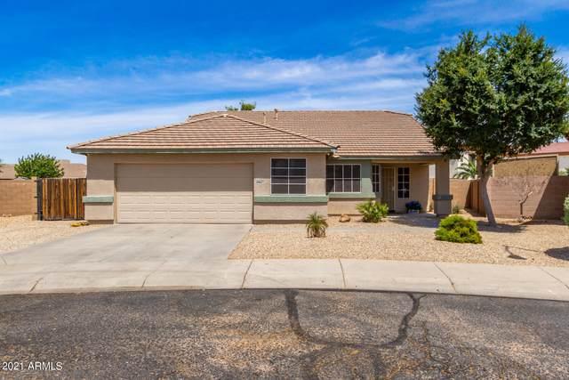 16538 N 163RD Drive, Surprise, AZ 85388 (MLS #6245523) :: Yost Realty Group at RE/MAX Casa Grande