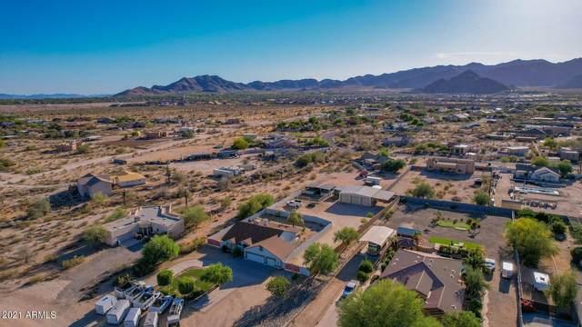5032 N 199TH Avenue, Litchfield Park, AZ 85340 (MLS #6245542) :: Yost Realty Group at RE/MAX Casa Grande
