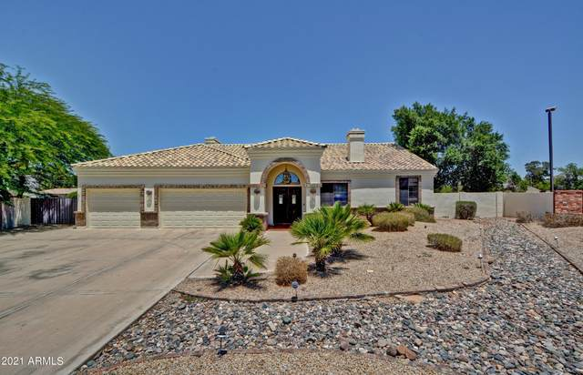 7132 W Redfield Road, Peoria, AZ 85381 (MLS #6245564) :: Nate Martinez Team