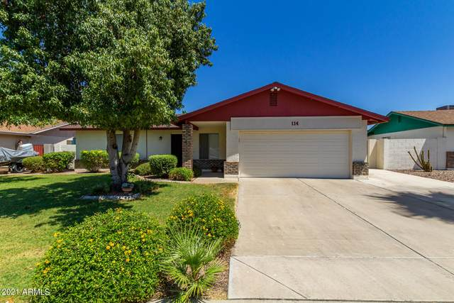 114 W Villa Maria Drive, Phoenix, AZ 85023 (MLS #6245580) :: Yost Realty Group at RE/MAX Casa Grande