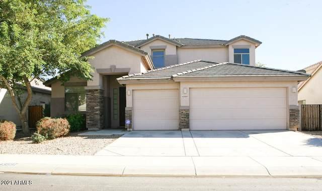 43597 W Cydnee Drive, Maricopa, AZ 85138 (MLS #6245593) :: Executive Realty Advisors