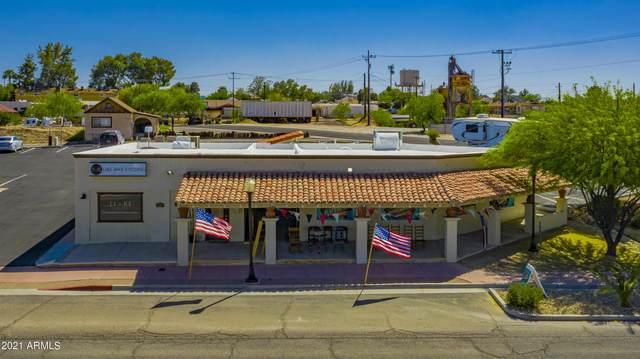 350/360 N Tegner Street, Wickenburg, AZ 85390 (MLS #6245630) :: Executive Realty Advisors