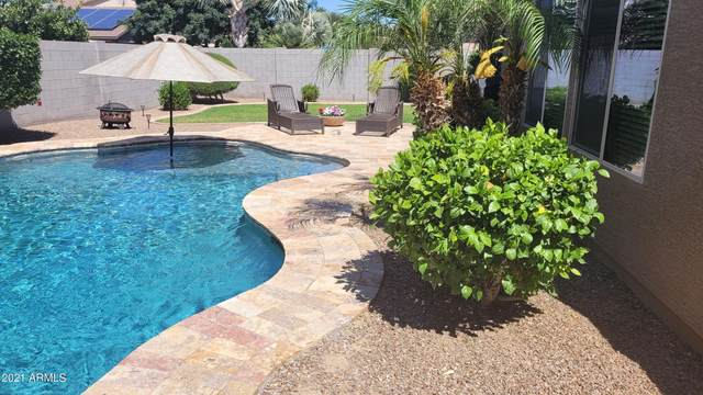 638 W Yellow Wood Avenue, San Tan Valley, AZ 85140 (MLS #6245657) :: Long Realty West Valley