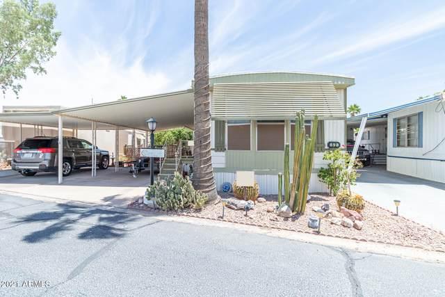 120 W Oneil Drive Lot 52, Casa Grande, AZ 85122 (MLS #6245675) :: RE/MAX Desert Showcase