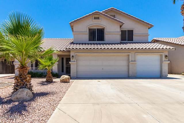 5427 W Topeka Drive, Glendale, AZ 85308 (MLS #6245683) :: Yost Realty Group at RE/MAX Casa Grande