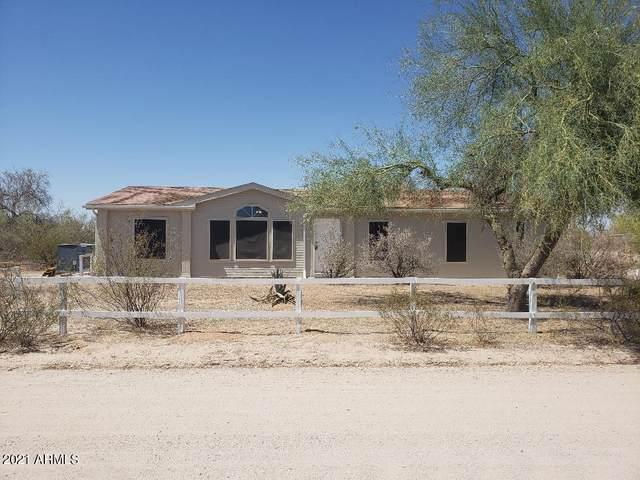24054 E Logan Boulevard, Florence, AZ 85132 (MLS #6245686) :: Hurtado Homes Group
