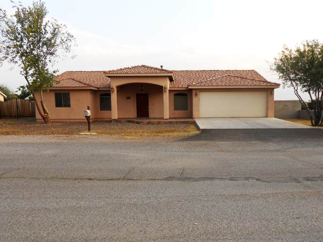 1901 E 15TH Street, Douglas, AZ 85607 (MLS #6245705) :: Long Realty West Valley