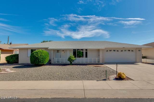 10247 W Oak Ridge Drive, Sun City, AZ 85351 (MLS #6245735) :: The Carin Nguyen Team