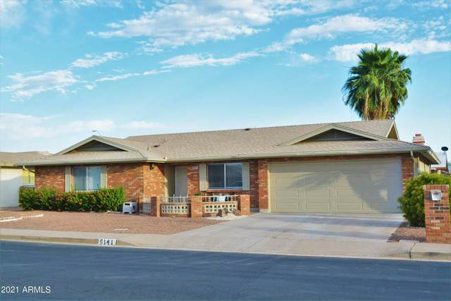 5141 E Emerald Circle, Mesa, AZ 85206 (MLS #6245737) :: Executive Realty Advisors