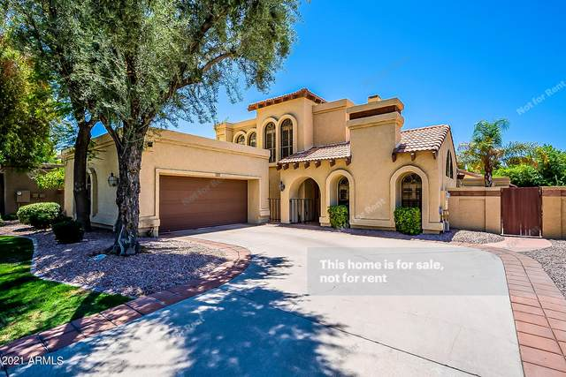 8731 E Quarterhorse Trail, Scottsdale, AZ 85258 (MLS #6245751) :: Klaus Team Real Estate Solutions