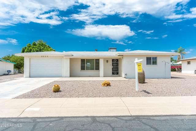 5222 E Dallas Street, Mesa, AZ 85205 (MLS #6245758) :: Klaus Team Real Estate Solutions