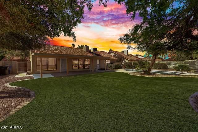 5781 W Geronimo Street, Chandler, AZ 85226 (MLS #6245765) :: Yost Realty Group at RE/MAX Casa Grande
