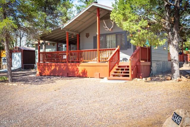 3346 Panorama Drive, Overgaard, AZ 85933 (MLS #6245768) :: Yost Realty Group at RE/MAX Casa Grande