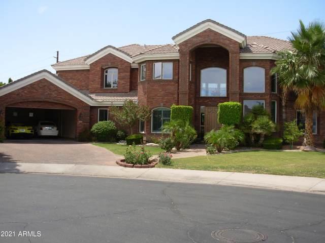 2662 N Chestnut Circle, Mesa, AZ 85213 (MLS #6245772) :: The Helping Hands Team
