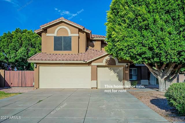 1731 S Gilmore Circle, Mesa, AZ 85206 (MLS #6245773) :: Yost Realty Group at RE/MAX Casa Grande