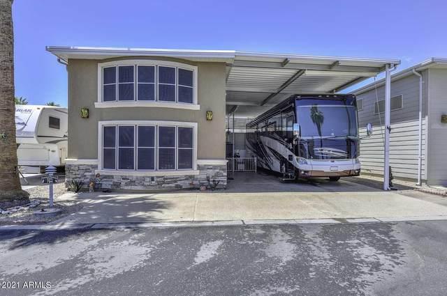 17200 W Bell Road #794, Surprise, AZ 85374 (MLS #6245776) :: ASAP Realty