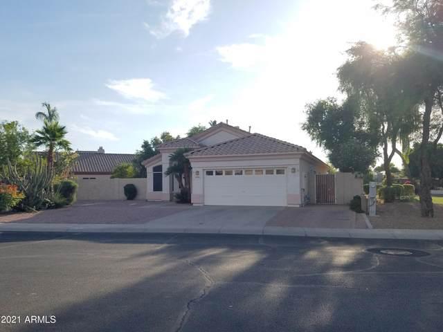 20710 N 59TH Drive, Glendale, AZ 85308 (MLS #6245804) :: Executive Realty Advisors