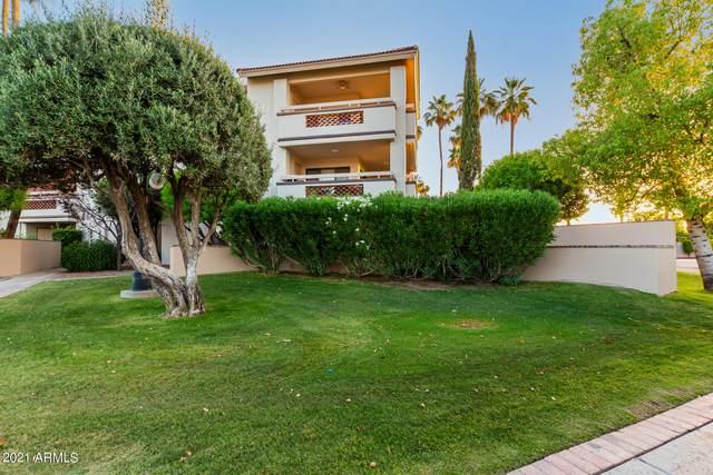 17404 N 99TH Avenue #109, Sun City, AZ 85373 (MLS #6245806) :: CANAM Realty Group