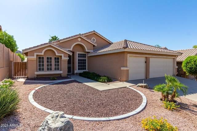 14837 S 8TH Street, Phoenix, AZ 85048 (MLS #6245811) :: Conway Real Estate