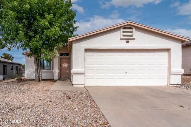 4771 Territorial Loop, Sierra Vista, AZ 85635 (MLS #6245813) :: Hurtado Homes Group