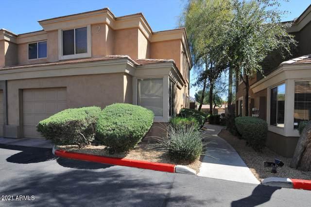 4848 N 36TH Street #208, Phoenix, AZ 85018 (MLS #6245856) :: Conway Real Estate