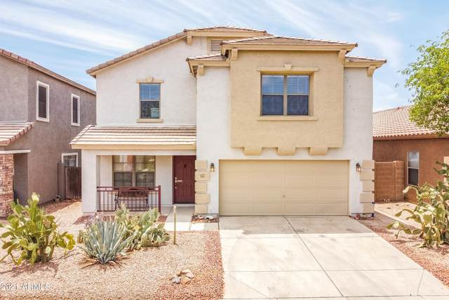 157 W Desert Vista Trail, San Tan Valley, AZ 85143 (MLS #6245858) :: CANAM Realty Group