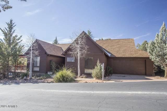 710 N Elk Run Circle, Payson, AZ 85541 (MLS #6245900) :: Service First Realty