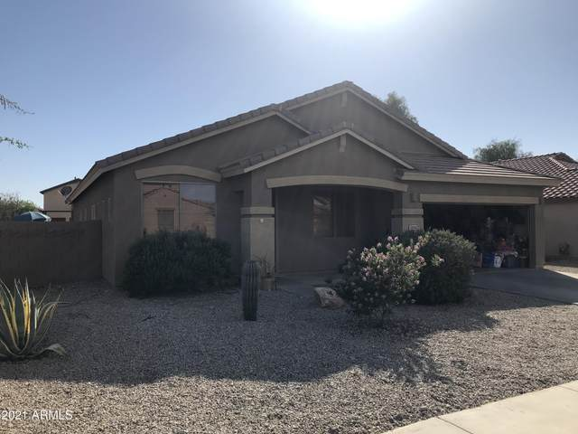 12486 S 175TH Avenue, Goodyear, AZ 85338 (MLS #6245904) :: Conway Real Estate