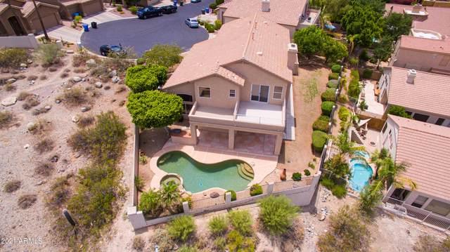 1248 E Victor Hugo Avenue, Phoenix, AZ 85022 (MLS #6245909) :: Executive Realty Advisors