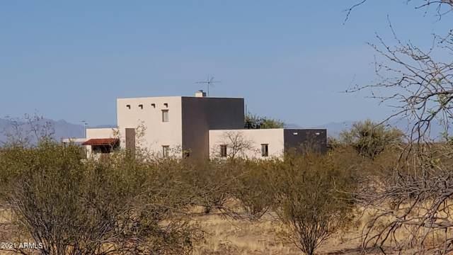 52329 N Forepaugh Peak Road Lot B, Wickenburg, AZ 85390 (MLS #6245913) :: The Copa Team | The Maricopa Real Estate Company