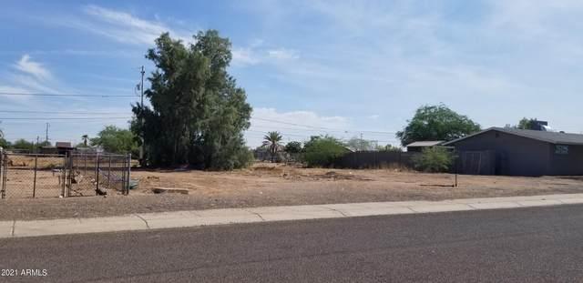 3xx E Burke Avenue, Coolidge, AZ 85128 (MLS #6245916) :: Yost Realty Group at RE/MAX Casa Grande