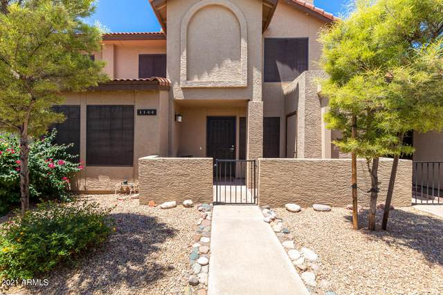 8625 E Belleview Place #1144, Scottsdale, AZ 85257 (MLS #6245973) :: Yost Realty Group at RE/MAX Casa Grande