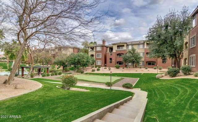 5401 E Van Buren Street #1003, Phoenix, AZ 85008 (MLS #6246014) :: Arizona Home Group