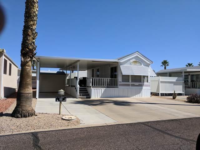 17200 W Bell Road #668, Surprise, AZ 85374 (MLS #6246019) :: Keller Williams Realty Phoenix