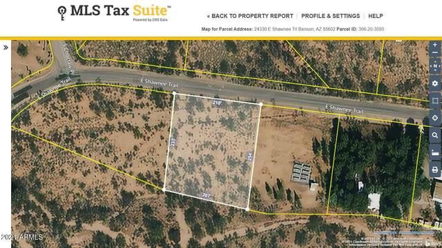 24330 E Shawnee Trail, Benson, AZ 85602 (MLS #6246030) :: Yost Realty Group at RE/MAX Casa Grande