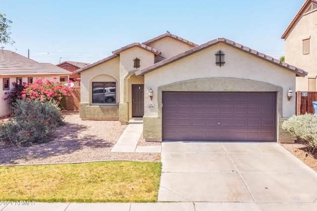 2610 W Nancy Lane, Phoenix, AZ 85041 (MLS #6246055) :: CANAM Realty Group