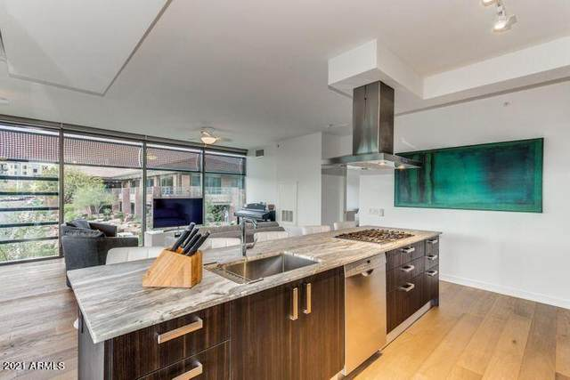 7120 E Kierland Boulevard #208, Scottsdale, AZ 85254 (MLS #6246080) :: Synergy Real Estate Partners