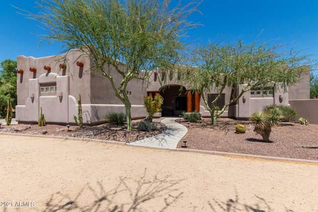 11305 S 195TH Drive, Buckeye, AZ 85326 (MLS #6246107) :: Executive Realty Advisors