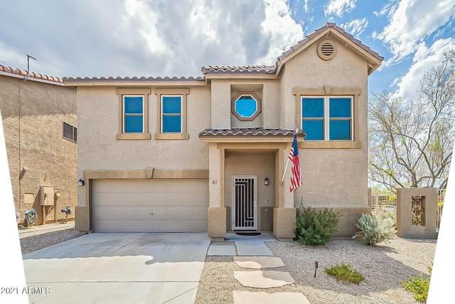 7500 E Deer Valley Road #61, Scottsdale, AZ 85255 (MLS #6246113) :: Midland Real Estate Alliance