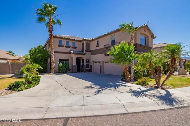 2803 W Glenhaven Drive, Phoenix, AZ 85045 (MLS #6246117) :: Yost Realty Group at RE/MAX Casa Grande