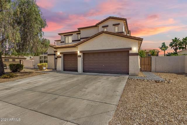 17579 W Ivy Lane, Surprise, AZ 85388 (MLS #6246118) :: Yost Realty Group at RE/MAX Casa Grande