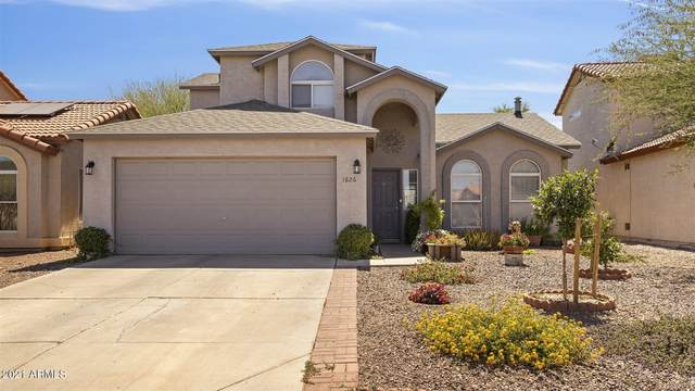 1826 N 84TH Lane, Phoenix, AZ 85037 (MLS #6246127) :: Yost Realty Group at RE/MAX Casa Grande