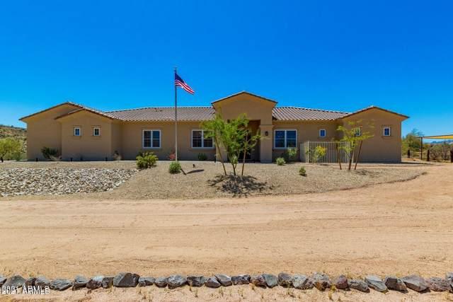13607 E Rancho Laredo Drive, Scottsdale, AZ 85262 (MLS #6246146) :: Yost Realty Group at RE/MAX Casa Grande