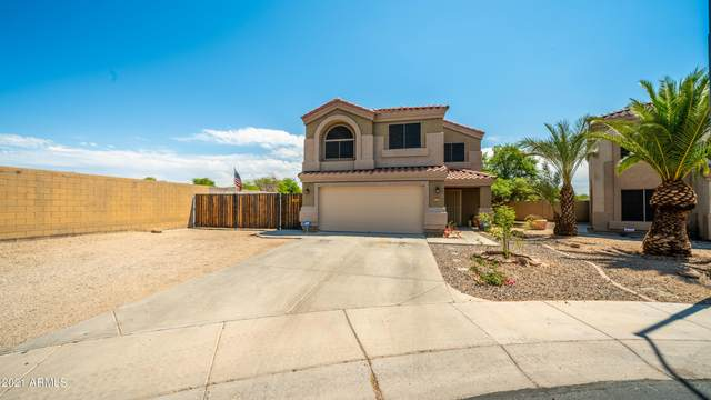 14413 N 125TH Drive, El Mirage, AZ 85335 (MLS #6246150) :: Yost Realty Group at RE/MAX Casa Grande