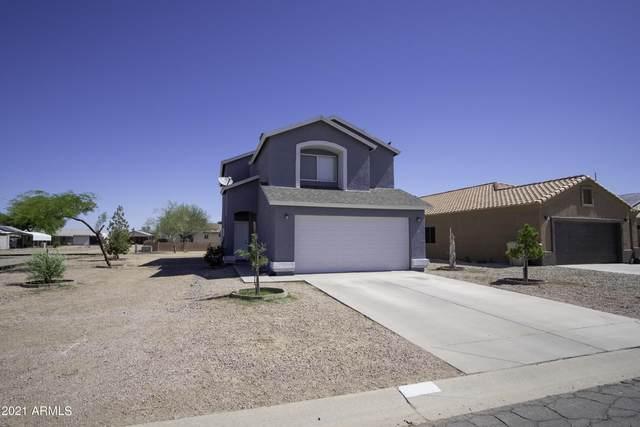 9530 W Pineveta Drive, Arizona City, AZ 85123 (MLS #6246170) :: Dave Fernandez Team | HomeSmart