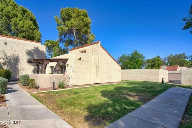 7341 N Via Camello Del Norte #126, Scottsdale, AZ 85258 (MLS #6246182) :: ASAP Realty