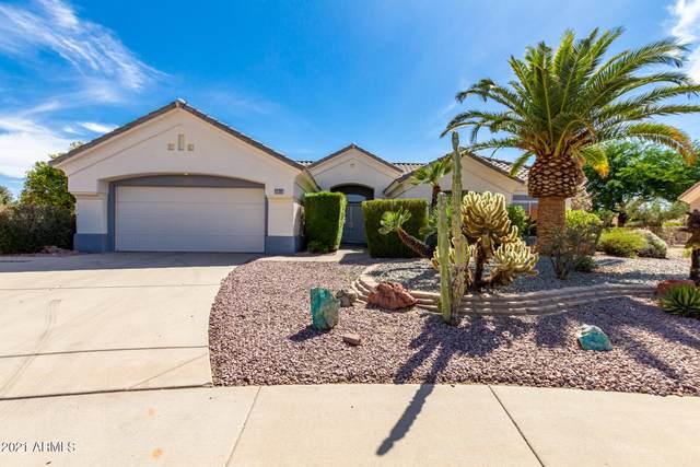 14305 W Via Tercero, Sun City West, AZ 85375 (MLS #6246187) :: Yost Realty Group at RE/MAX Casa Grande