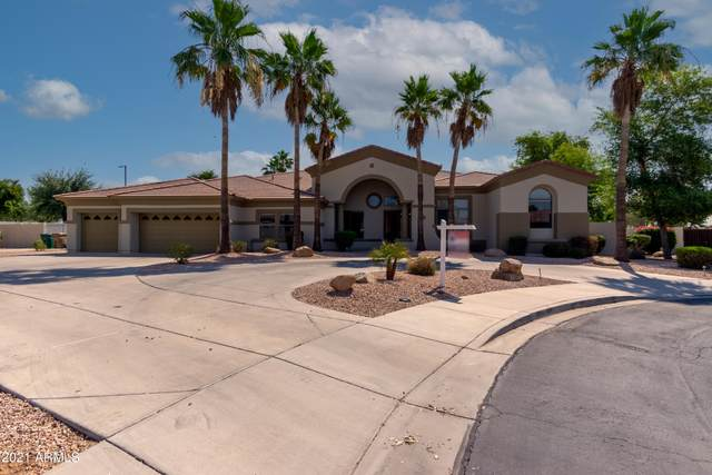 14260 W Roanoke Avenue, Goodyear, AZ 85395 (MLS #6246212) :: The Laughton Team