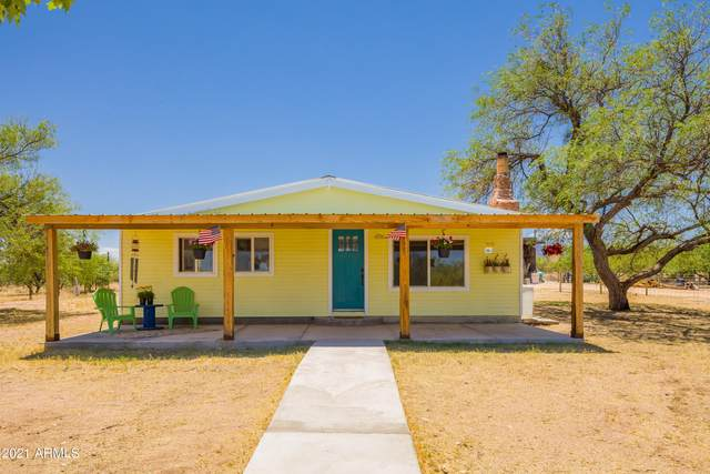 2355 W Titan Drive, Benson, AZ 85602 (MLS #6246254) :: Yost Realty Group at RE/MAX Casa Grande